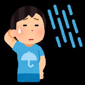 雨の日に頭痛がする原因が判明!