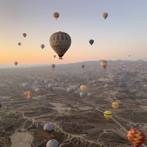 【トルコ旅行】治安は大丈夫?ドローン空撮@カッパドキアとパムッカレ