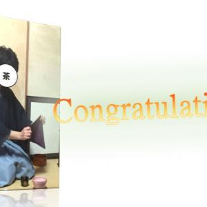 Team Compassのメンバーの茶道部さんが月利10万円達成しました!