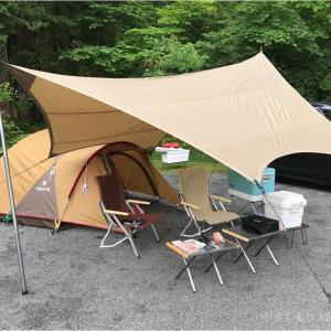 キャンプの準備と片付けをラクにする工夫