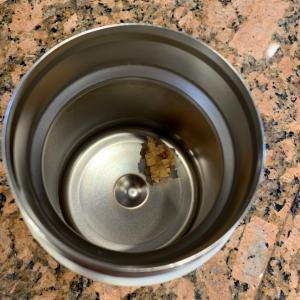 サーモスで味噌汁楽チンな朝のキープキレイ