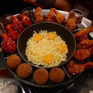 【新宿区】噂の大久保のデジニランドでインスタ映えするUFOチキンは濃厚チーズでおいしすぎた