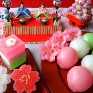ひな祭り和菓子&洋菓子&ケーキのお取り寄せ5選!手土産にも便利なのはこれ