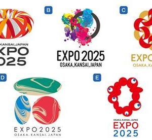 大阪万博ロゴマーク審査投票方法や期間はいつからいつまで?作品のデザインコンセプトなどまとめ