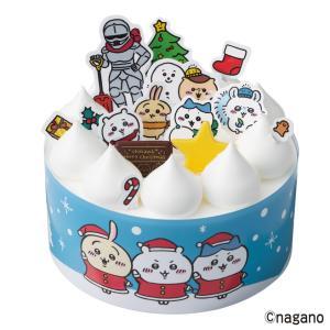 ちいかわクリスマスケーキ2021予約はいつまで?価格/受取/購入方法
