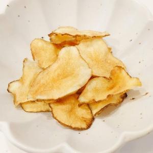 子供のおやつに最適!レンジで簡単ヘルシーな菊芋チップス