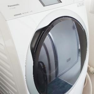 【子育て】ドラム式乾燥機付き洗濯機は「絶対に買うべきだ」と思った話。