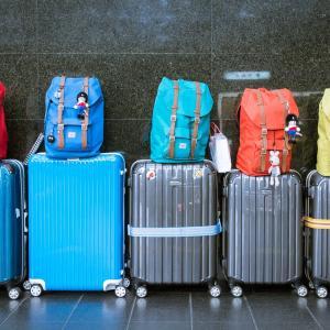 ワーホリはスーツケース+バックパックが最強の形態