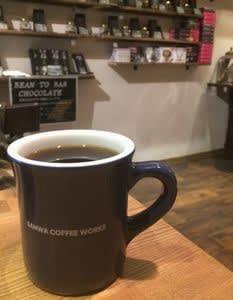 Sanwa Coffee Works(サンワ コーヒー ワークス)天満市場店