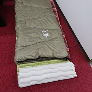 セミリタイヤ生活と思いたい「サヨナラ寝袋生活」