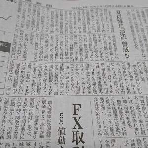 今朝の日経から2年6月24日 反動が怖いぞ、信用買い【株式・投信・マーケット】