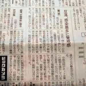 今朝の日経から3年7月29日 感染拡大で下落なら【株式・投信・マーケット】