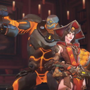 Blizzard is fixing Ashe's 'unusable' Halloween pores and skin