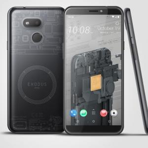 HTC launches Exodus 1s smartphone with built-in Bitcoin pockets in Europe
