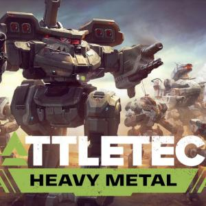 Battletech will get Heavy Metallic enlargement on November 21