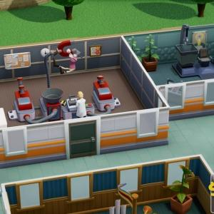 Two Stage Hospital on consoles Postponed to 2020