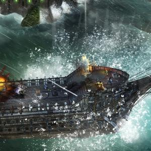FTL-like high seas Dream Experience Abandon Ship leaves early access on PC