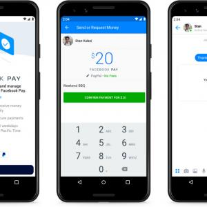 Facebook Pay Combines payment Support across Facebook's Programs