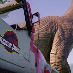 Jurassic World Evolution: Return to Jurassic Park DLC Revealed
