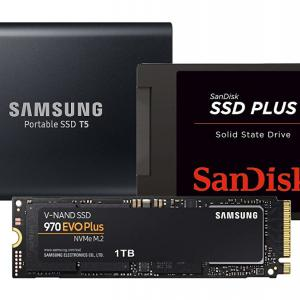 These Ancient Black Friday SSD deals Begin at below #90