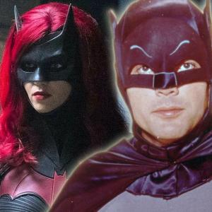 Batwoman Uses Old Batman Trick To Hide Her Secret Identity