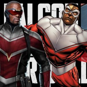 New Falcon and Winter Soldier Set Pictures Supply A Glimpse Of Sam Wilson