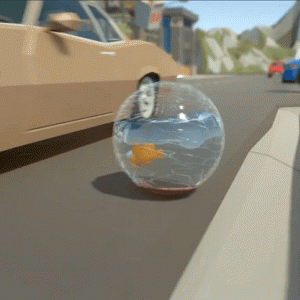 'I Am Fish' Guides a Fragile Fishbowl to the Ocean
