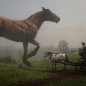 Purple Useless Redemption 2 PC mod allows you to be a tiny wee cowboy