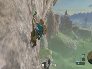 オープンワールドゲーム、だいたい主人公の崖登る能力すごすぎ問題
