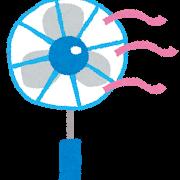「室内植物に扇風機 」←わかる 「屋外植物に扇風機」 ←必要か?