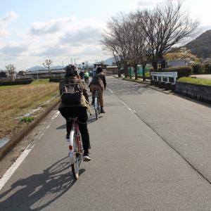 ゆるゆるサイクリングで高取町雛巡り