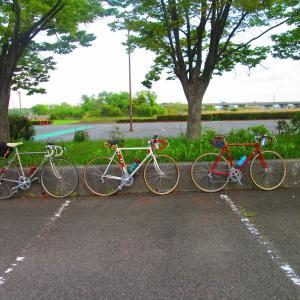 風の森峠サイクリング