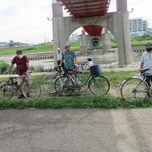ゆるゆるで河内長野の棚田サイクリング