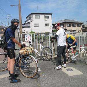 ゆるゆるサイクリングで天野街道