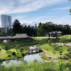 2020.9 兼六園から続く、金沢城へ。