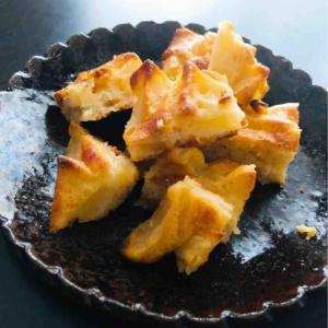 秋の定番!りんごケーキ。