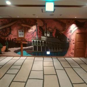 ディズニーリゾート オフィシャルホテル サンルートプラザ東京 フロンティアルーム