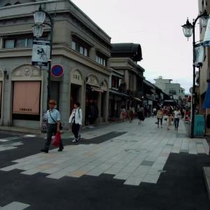 小江戸川越 散歩動画 DBPOWER4kcam