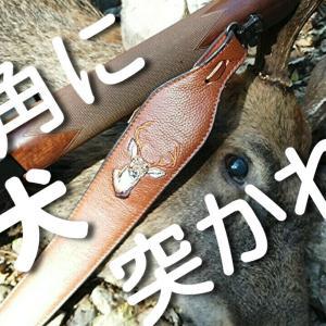 令和2年度初猟 鹿角に突かれる猟犬再び!