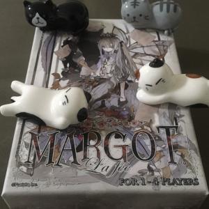 【ルール付きレビュー】「マーゴット(Margot)」物語を集めて妖精を助け出せ!
