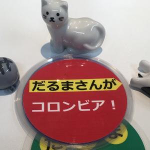 【2019ゲムマ秋新作】「だるまさんがコロンブス」絶対盛り上がる!ドタバタスピードアクションゲーム!