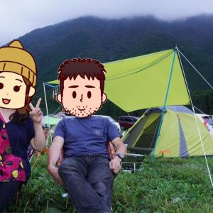 私(ぺこ)がキャンプにハマったきっかけ。まずは行って体験してみることが大事ですね!