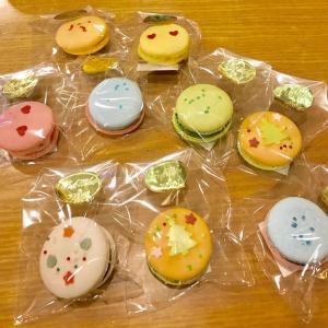 京都の手づくり市で買ったもの  お菓子、石鹸、占い