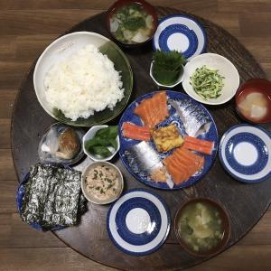 手軽にできる小さなイベント、手巻き寿司