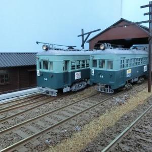 ありし日の京阪京津線