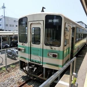 青春18きっぷと紀州鉄道の旅