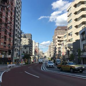 駒込駅周辺を散策。