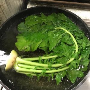 大根菜は買いたくなるほど美味しいです。