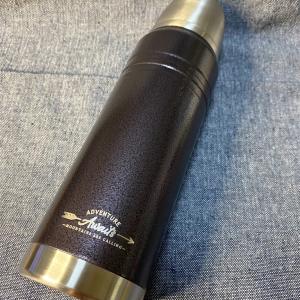 病院帰りにニトリでスタンレーっぽい水筒を購入。
