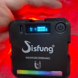 会議用に撮影用ライトを購入しました。